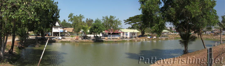Barramundi Fishing Park Pattaya