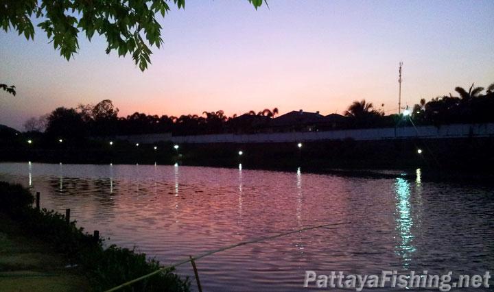 Sunset at Paifon - Links - PattayaFishing.net