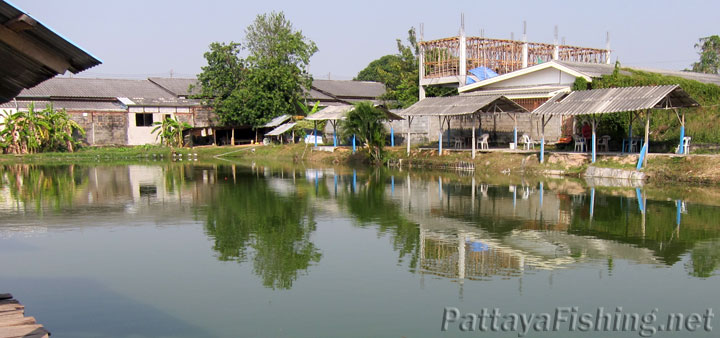 Supin Fishing Park Pattaya