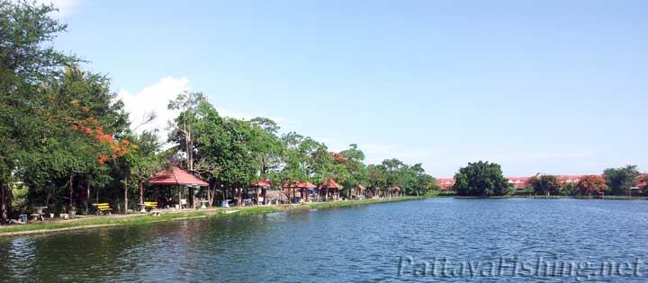 Sakuna Fishing Park Bangkok