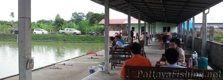 Pattaya Fishing Park