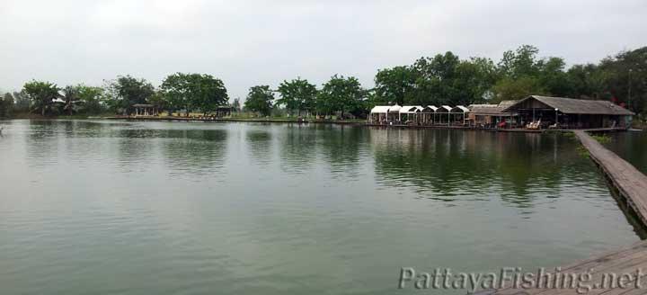 Bung Pra Buk Fishing Park