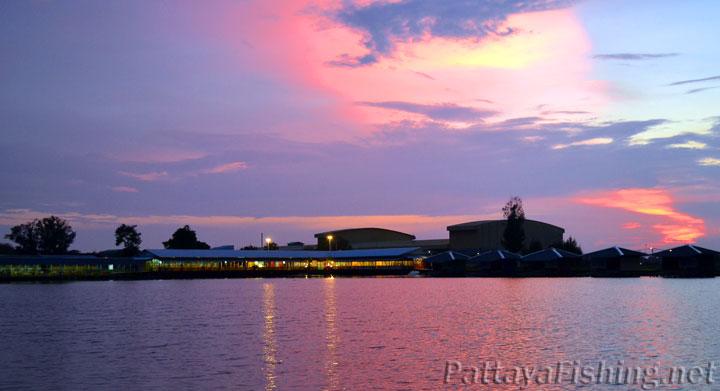 Sunset at Bungsamran