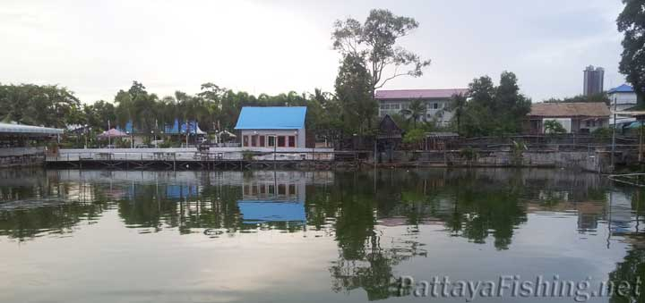Baetong Fishing Park